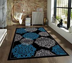 Blue Grey Area Rugs Top 55 Exceptional Area Rugs Fabulous Ikea Large In Blue