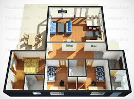 simple home plans simple 3d floor plans
