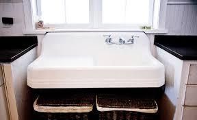 Cast Iron Kitchen Sink American Standard Country Kitchen Sink - Stand alone kitchen sink