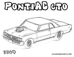 cars coloring coloring pages american muscle cars
