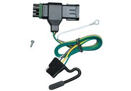 tow ready gmc sierra t one 4 way trailer plug connector