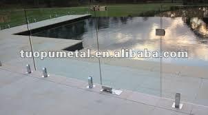 Frameless Glass Handrail China Wholesale Frameless Glass Railing Spigot Glass Balustrade