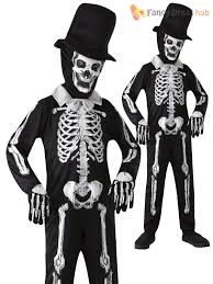 black suit halloween boys skeleton suit bond day of the dead groom costume halloween