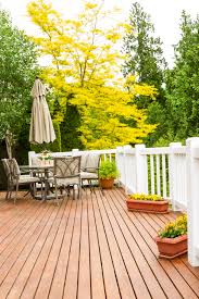 the basics of designing a backyard deck modernize