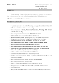 Best Resume For 3 Years Experience by Asp Net 3 Years Experience Resume Virtren Com 100 It Resume