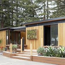 Prefab Backyard Cottage 185 Best Fab Prefab Modern Green Homes Images On Pinterest