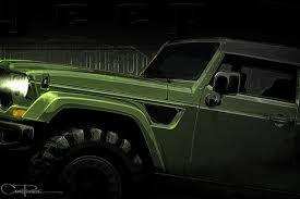 jeep sports car concept the jeep u201ctrailcat