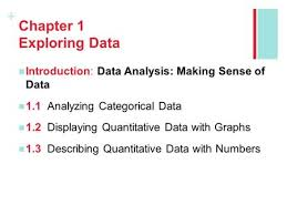 chapter 1 exploring data ppt video online download