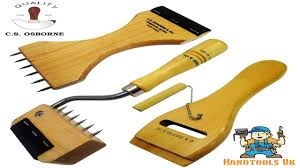 Upholstery Stretching Pliers 2 C S Osborne 253 255 Webbing Stretcher Upholstery Tools Youtube