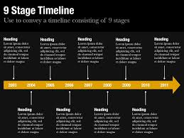timeline template for keynote and powerpoint slidevana