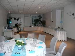 decoration theme mer salle de réception à gémenos pour mariage sur le thème de la mer