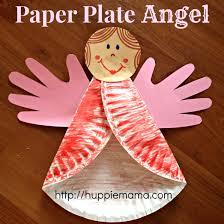 paper plate angel kids craft ideas pinterest angel sunday