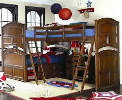 3 Bed Bunk Bed Bunk Beds For 3 Workfuly