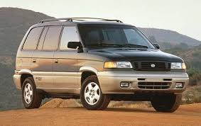 1998 mazda mpv information and photos zombiedrive
