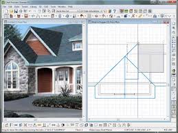 Home Designer Pro Roof Return by Dual Gable Roof Lines Using Chief Architect Vx5 Youtube