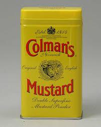 colman mustard colman s mustard world harvest foods chaign illinois