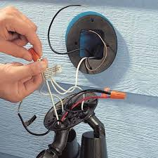 How To Connect Light Fixture Wires Wiring Exterior Light Car Wiring Diagram Cancross Co
