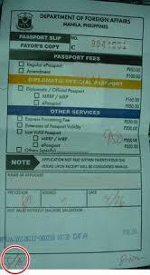 philippine passport releasing