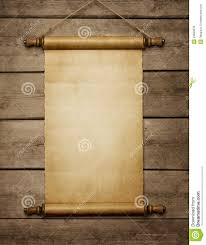 blank paper scroll stock photo image of ancient 43693078