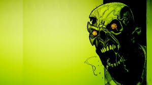 halloween zombie wallpaper desktop