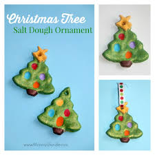 fingerprint tree salt dough ornament s bundle