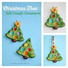 fingerprint christmas tree u0026 salt dough ornament mommy u0027s bundle