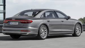 audi size audi a8 l 2018 dimensions boot space and interior