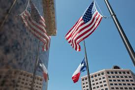 Flying The Flag At Half Staff Goliad Judge Only Lowers State Flag Victoria Advocate Victoria Tx