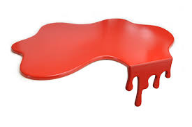 not for the faint hearted the blood dripping chopping board