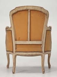 antique french louis xv style bergere chair for sale old plank