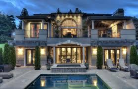 modern mediterranean house modern mediterranean home on yarrow point custom luxury homes house