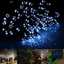 solar string lights led solar string lights outdoor eco friendly backyard lighting