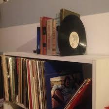 Vinyl Record Bookcase Diy 5 Clever Ways To Upcycle Vinyl