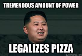 Looking Up Meme - things are looking up for north korea rebrn com