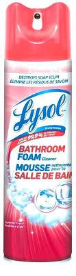 lysol foaming bathroom cleaner msds lysol bathroom cleaner smugglersmusic com