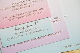 Direction Cards For Wedding Invitations Foil Digital Watercolor Wedding Invitations Bella Figura