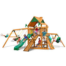 Lowes Swing Garden Lowes Playsets Swing Sets Under 300 Playsets At Lowes