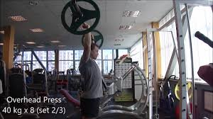 2015 05 16 incline bench press deadlift overhead press paused