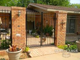 what do i need to diy install an iron or aluminum gate iron