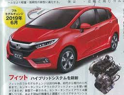 2018 honda jazz to get revised front fascia inspired by honda