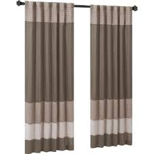 Brown And Ivory Curtains Ivory And Cream Silk Curtains U0026 Drapes You U0027ll Love Wayfair