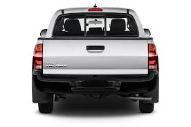 2012 toyota tacoma reviews and rating motor trend