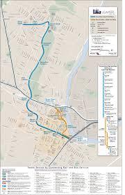 newark map newark light rail system map newark nj mappery