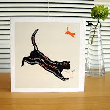 personalised cat etc animal cards by designed