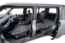 subaru suv concept interior toyota u0027s u0027toolbox u0027 concept sport utility minivan