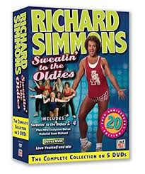 amazon com sweatin u0027 to the oldies the complete collection
