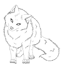 fox coloring pages u2013 wallpapercraft
