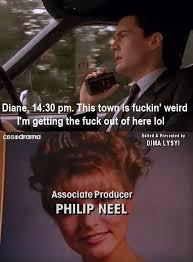 Twin Peaks Meme - no spoilers meme how it should have ended twinpeaks