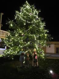 columbus christmas tree lightings