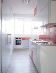 Hdb Kitchen Design 10 Minimalist Designs For A Practical Yet Instagram Worthy Home